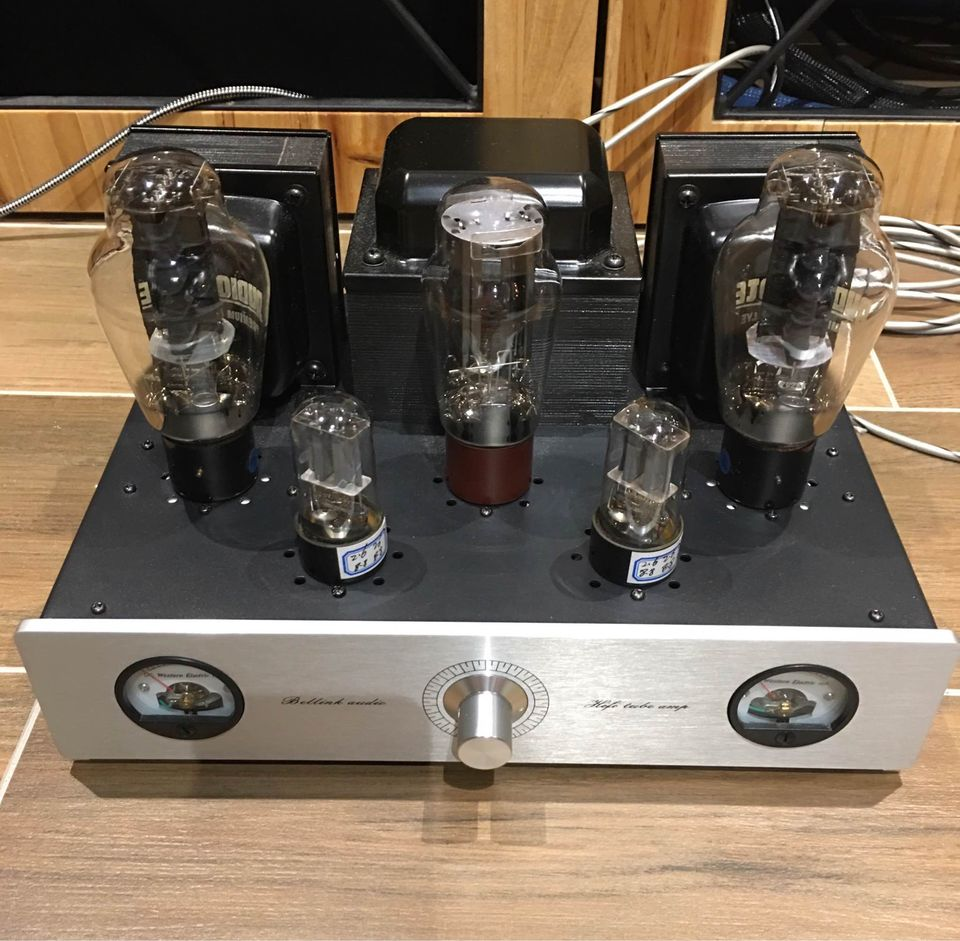 Bellink Audio 300B Tube Amplifier (Used) 15623610