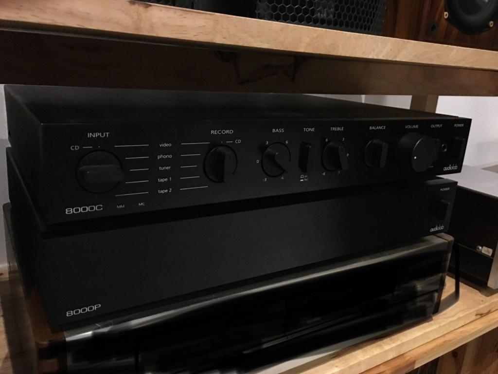 Audiolab 8000c+8000p  UK MADE (Used) 88009510