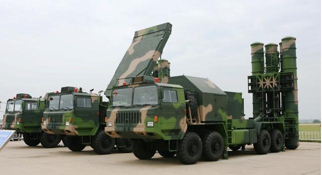 4 بطاريات نظام الدفاع الجوي بعيد المدى HQ-9B للمملكة المغربية Mmmmmm11