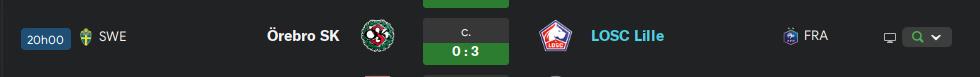 2ème tour Qualificatif retour avant Dimanche12 h 089
