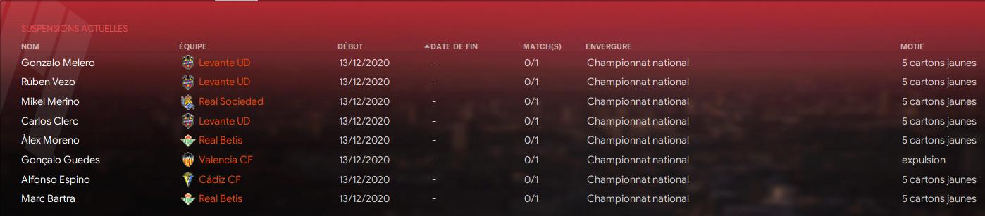 Match en Retard 10ème Journée avant Mercredi 12h 1936