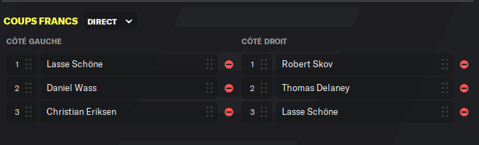 Tireurs de CF, Corners, Penalty, Touches et capitaine !! 491