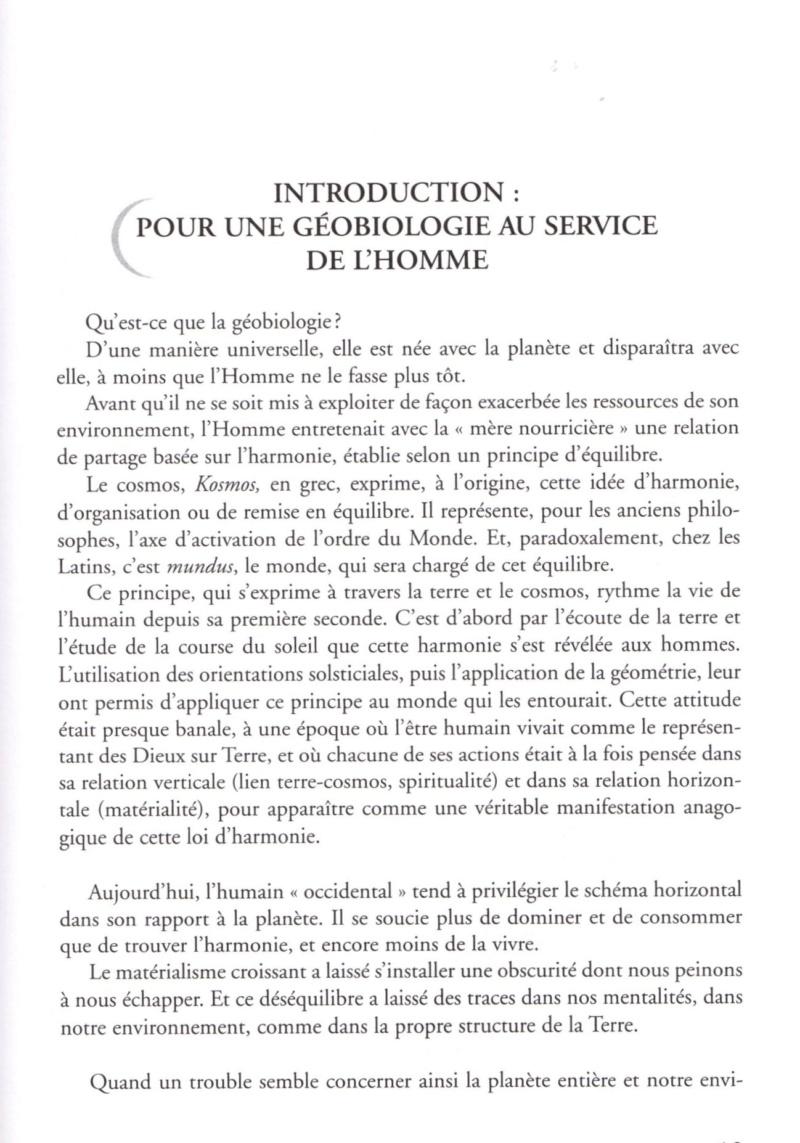 LA GEOBIOLOGIE Explic10
