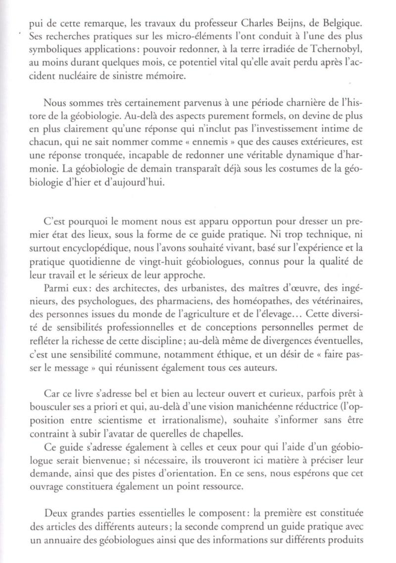 LA GEOBIOLOGIE Explic16