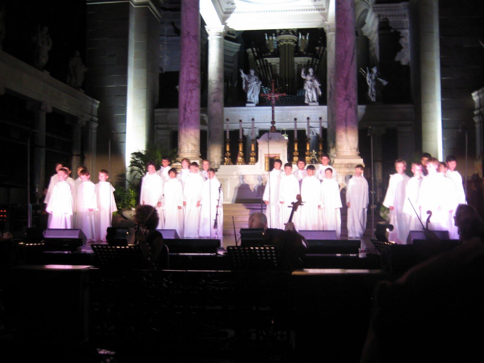 Les concerts et sorties (prestations live de Libera) [2000 → présent] - Page 2 201117
