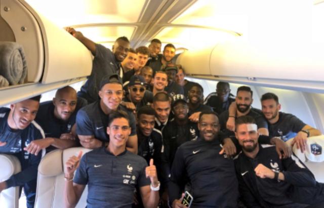 Football - Blaise Matuidi - Champion du Monde 2018 960x6112