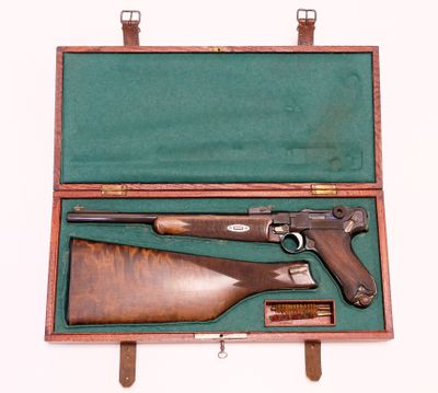 Une horrible carabine Luger 1902...de 1918! 000010
