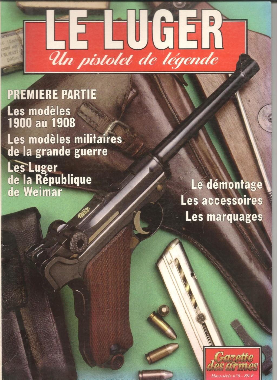 Les Luger DWM de la marine impériale allemande. - Page 2 00110