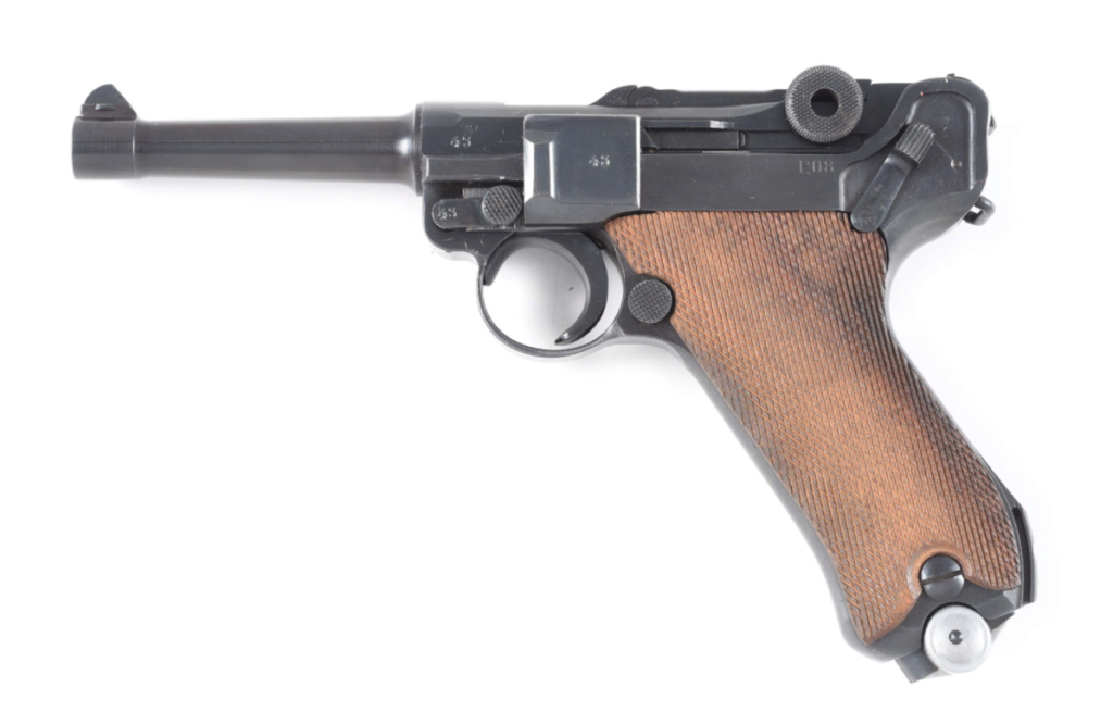 Réflexions sur la production de pistolets Luger P 08, par Mauser, en 1945-1946. - Page 6 110