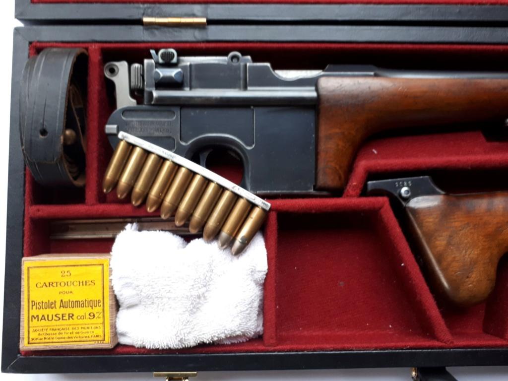 Une très rare carabine Mauser C 96... - Page 4 20191213