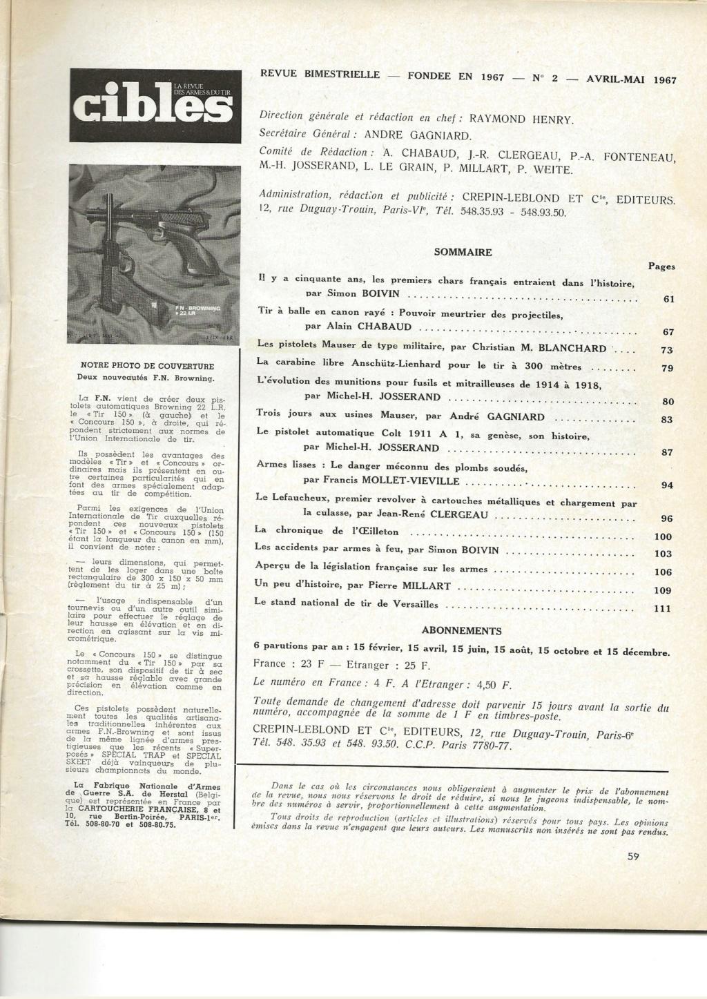 """""""Cibles""""n°1"""" (1967)  ...en numérique 510"""