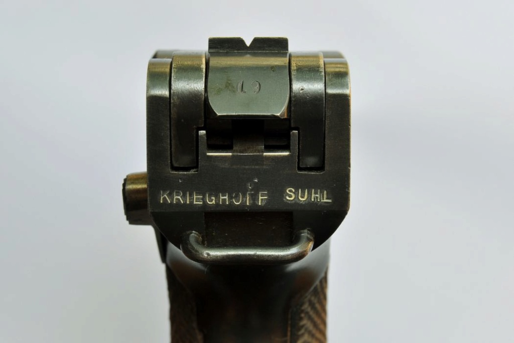 Les marquages des Luger commerciaux de 1900 à 1942. Dwm-kr10