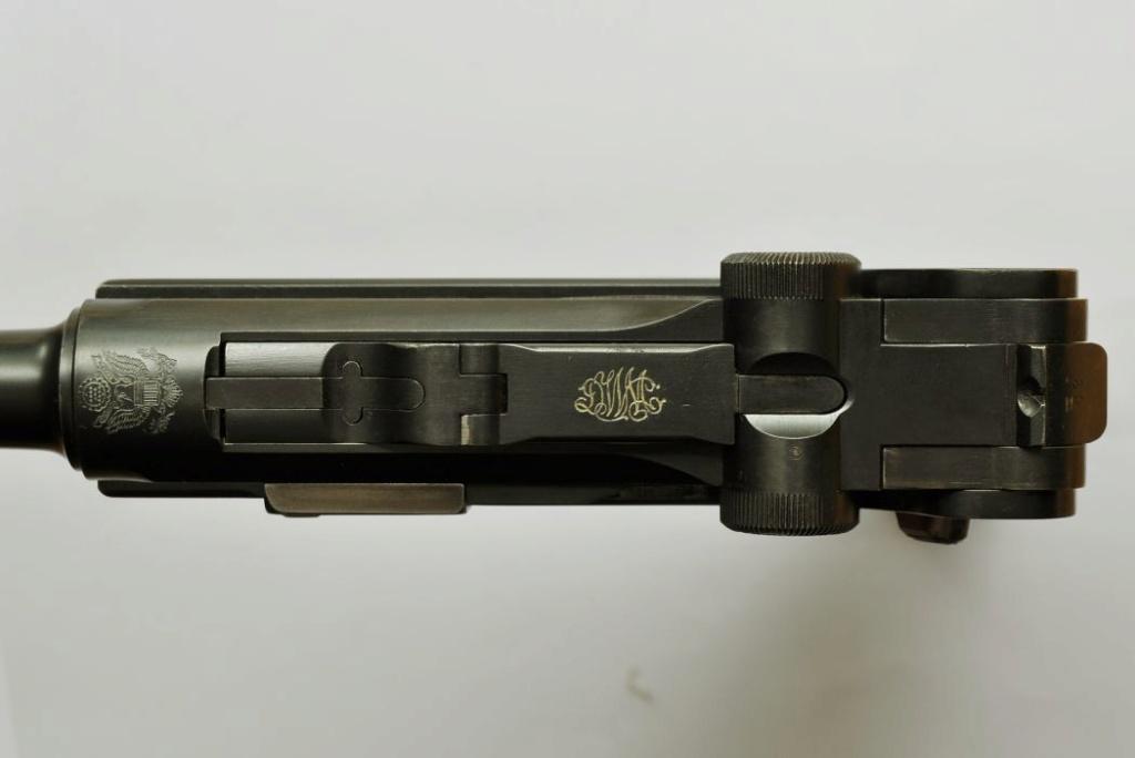 Les marquages des Luger commerciaux de 1900 à 1942. Dwm_1930
