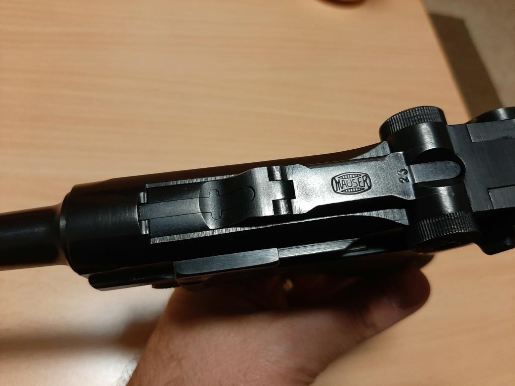 Réflexions sur la production de pistolets Luger P 08, par Mauser, en 1945-1946. - Page 5 F2_obe10
