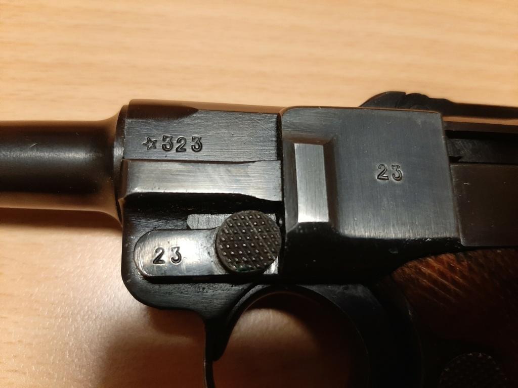 Réflexions sur la production de pistolets Luger P 08, par Mauser, en 1945-1946. - Page 5 F3_ste10