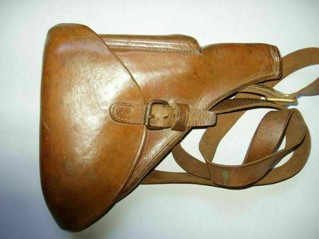 Le Luger dans les catalogues de vente de 1900 à 1934 Holst134