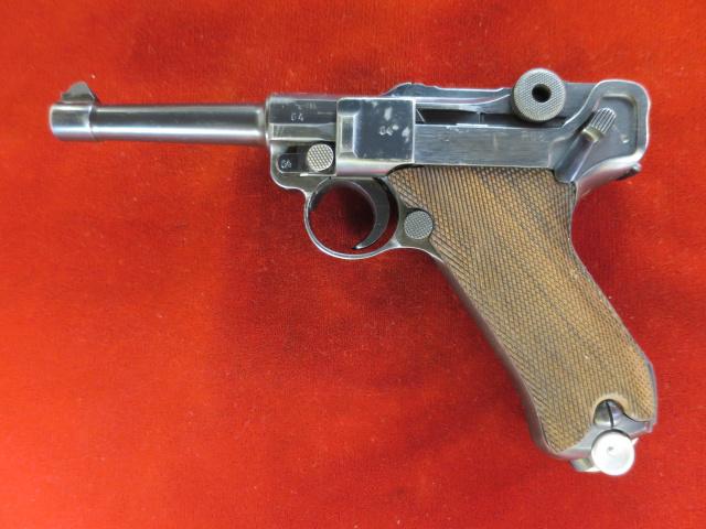 Réflexions sur la production de pistolets Luger P 08, par Mauser, en 1945-1946. - Page 6 Img_8110