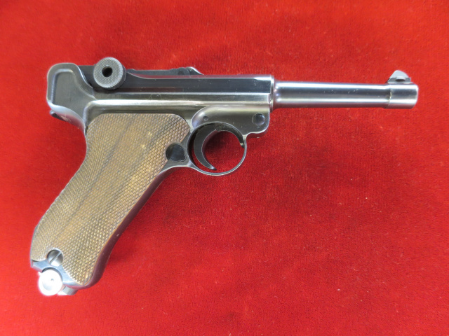 Réflexions sur la production de pistolets Luger P 08, par Mauser, en 1945-1946. - Page 6 Img_8111