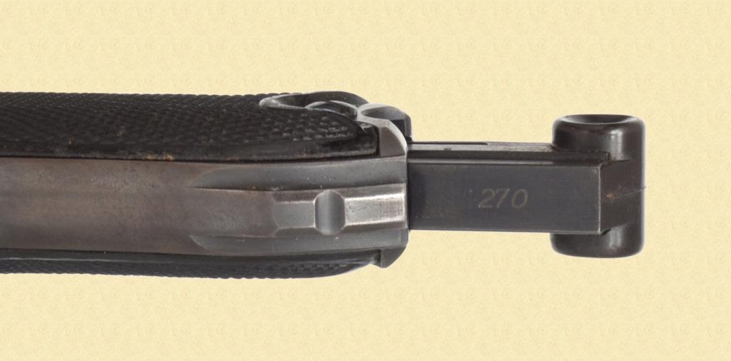 Connaissez vous les marquages des chargeurs des P 08 Krieghoff, datés 1944? Kriegh21