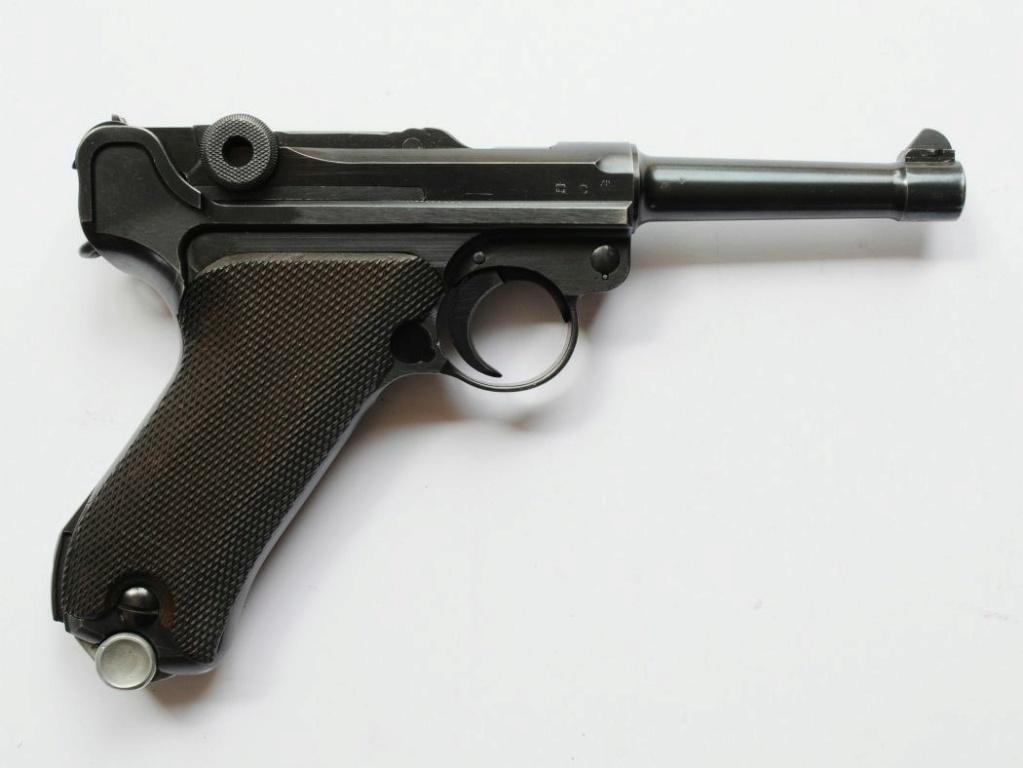 P08 Mauser Mause228