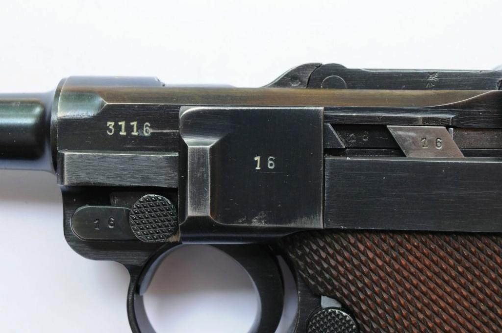 P08 Mauser Mause229