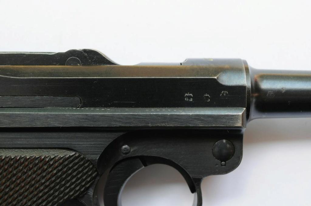 P08 Mauser Mause230