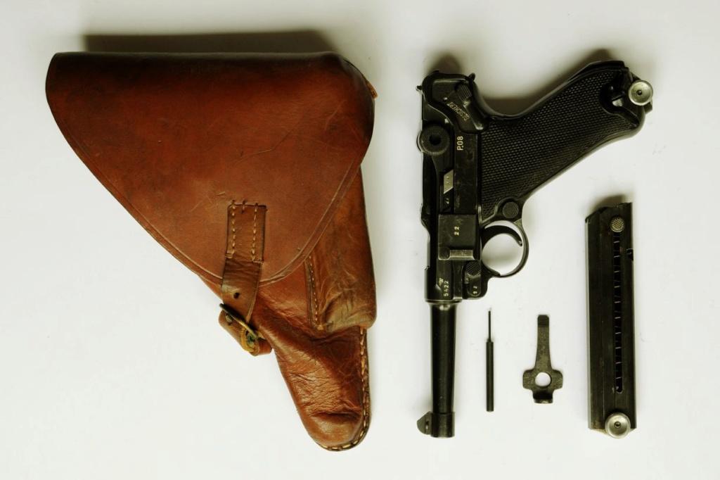 Mauser P08  byf 42 Mauser10