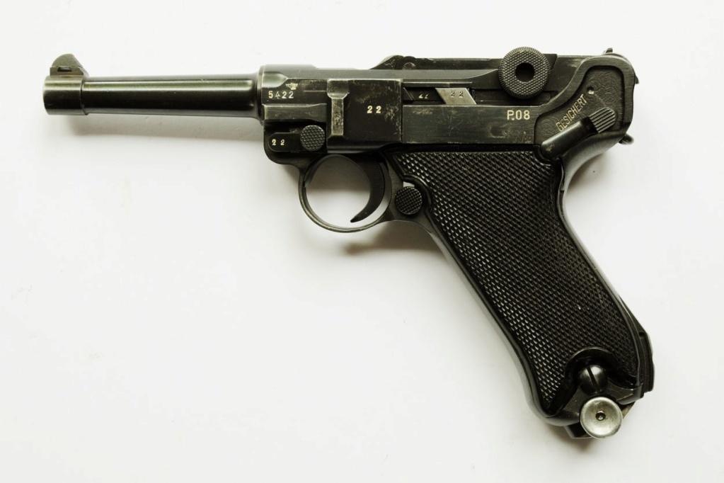 Mauser P08  byf 42 Mauser11