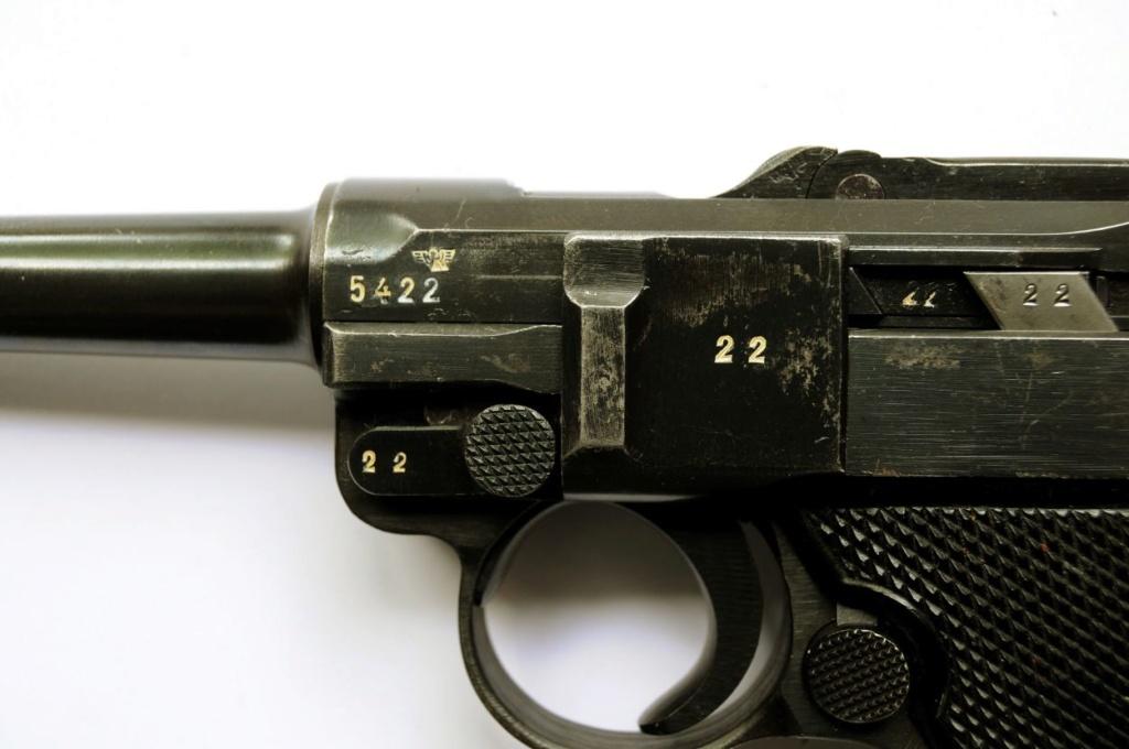 Mauser P08  byf 42 Mauser13