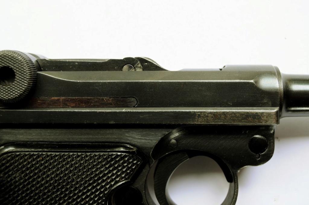 Mauser P08  byf 42 Mauser14
