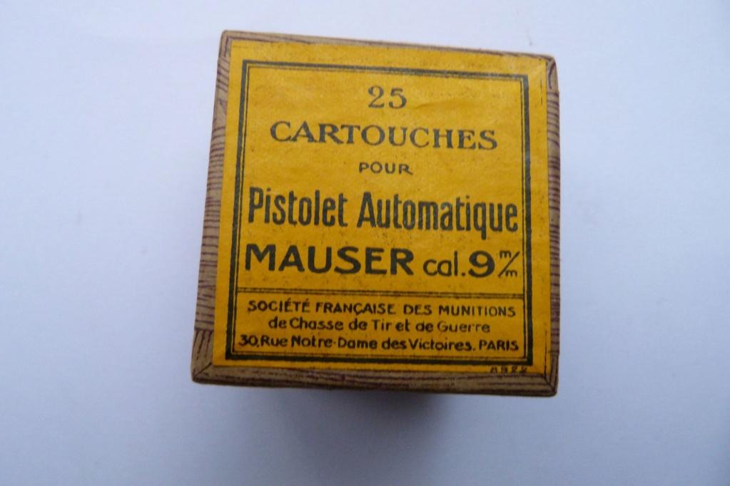 Une très rare carabine Mauser C 96... - Page 4 P1070519