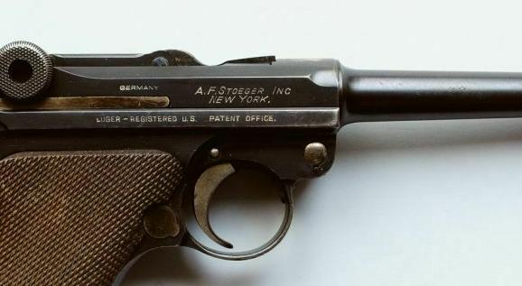 Les marquages des Luger commerciaux de 1900 à 1942. Palest10