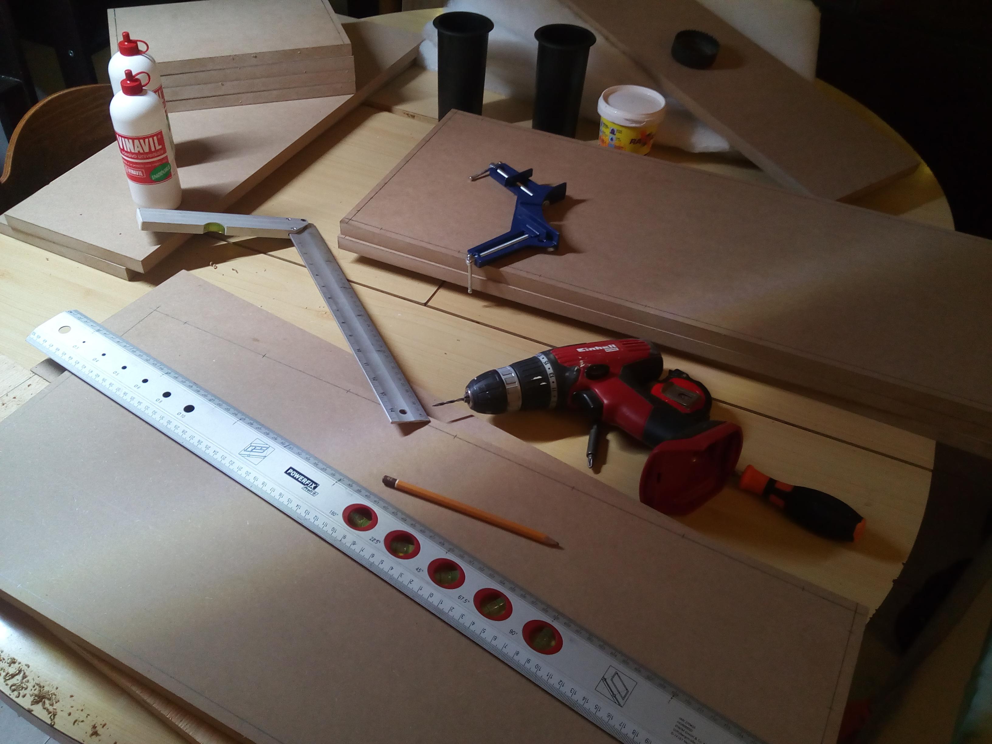 Costruire monovia con Visaton bg 20 Img_2010