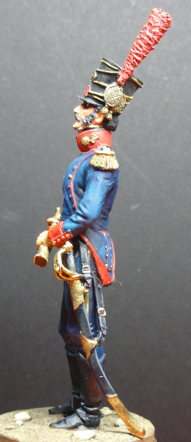 Vitrine de MarcM, trompette de chasseurs à cheval italiens - Page 12 Dsc09211
