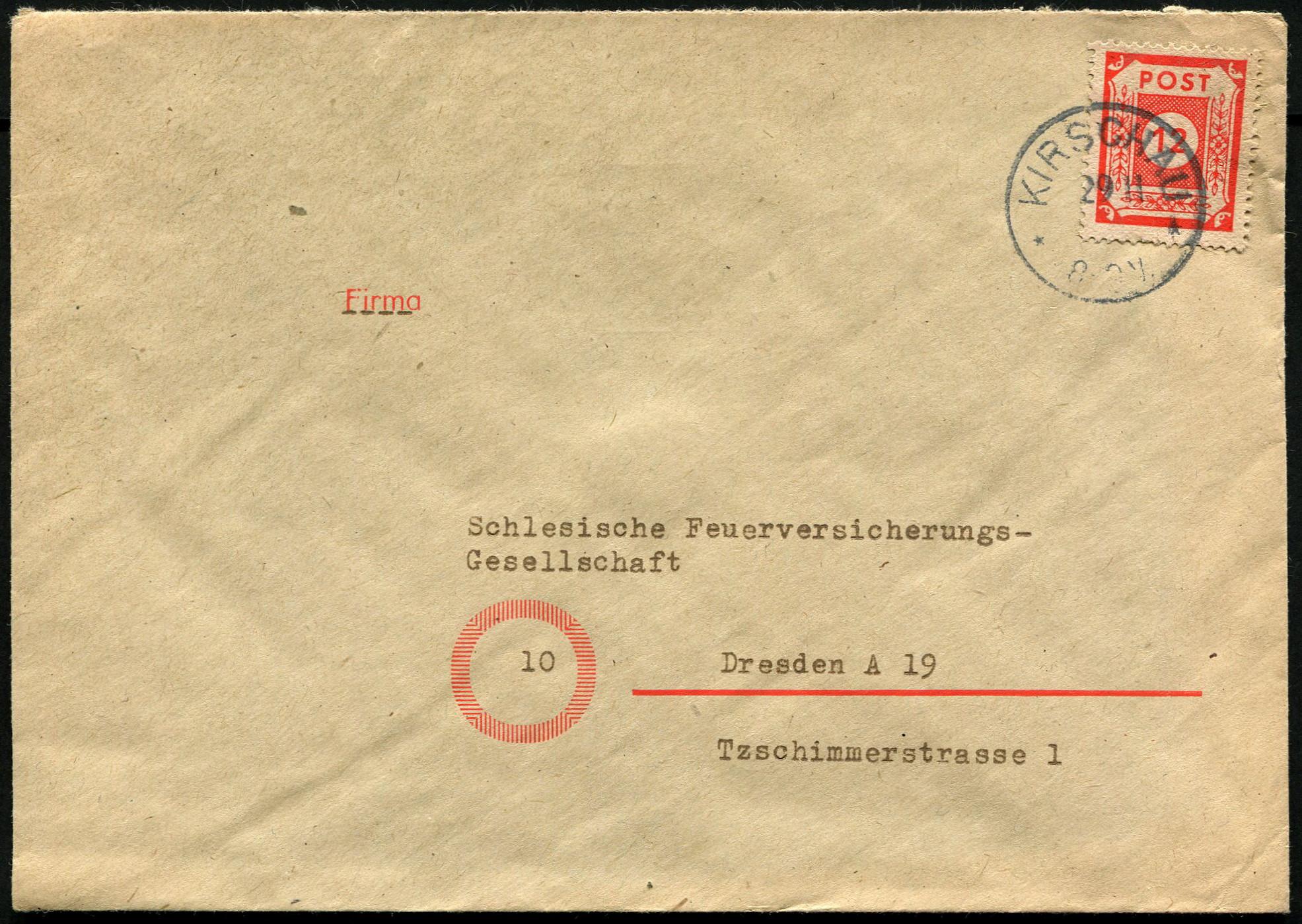 Ostsachsen (OPD Dresden) -Sowjetische Besatzungszone- - Seite 15 Beleg_10