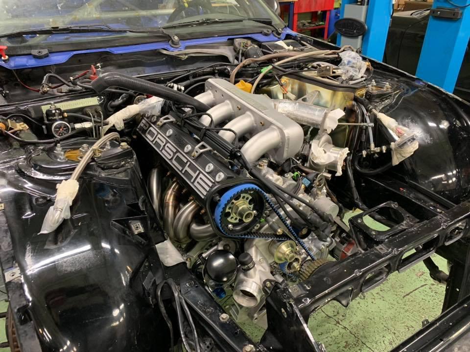 Evolution de notre voiture de piste : 944 Turbo Cup  - Page 14 49708610
