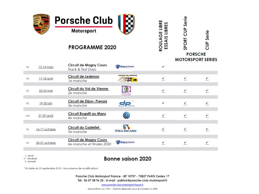Location 944 Turbo / Trackdays ou meetings de course Porsch10