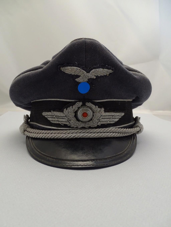 Identification Casquette Officier Luftwaffe 17354210