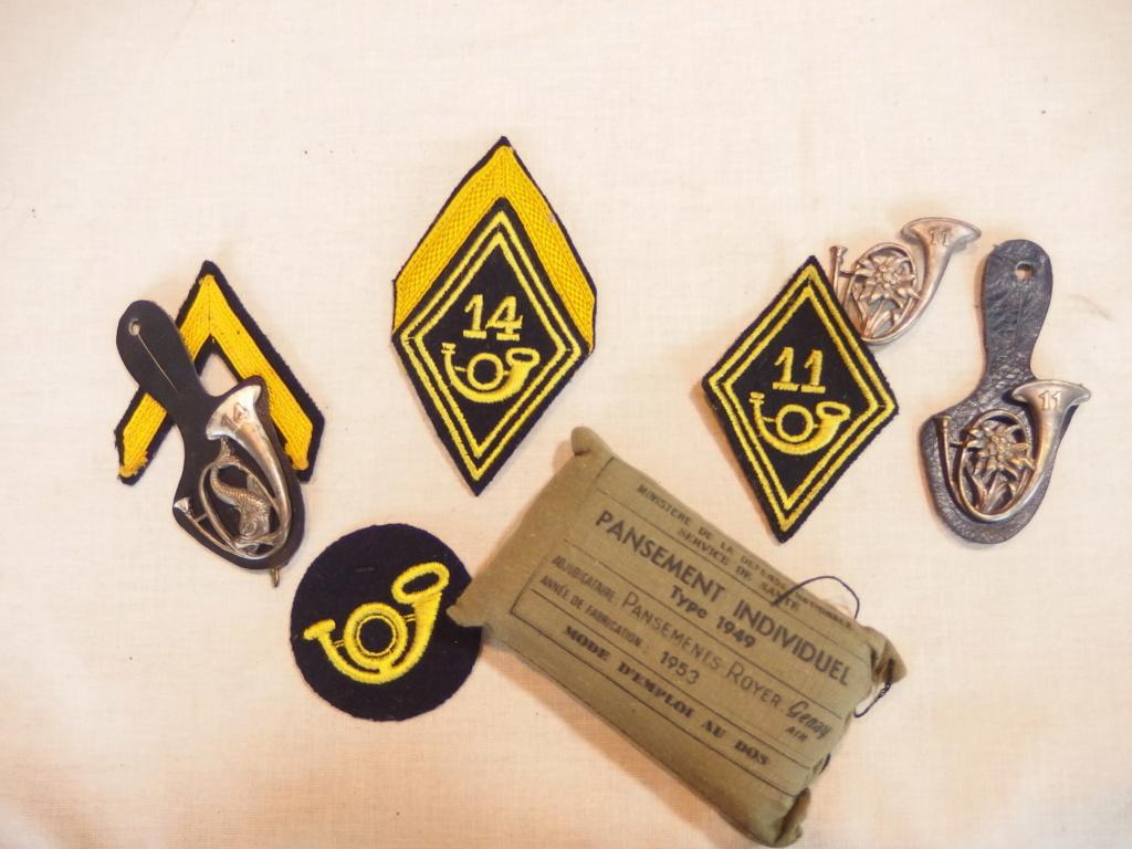 Estimation Lot Gendarmerie  412