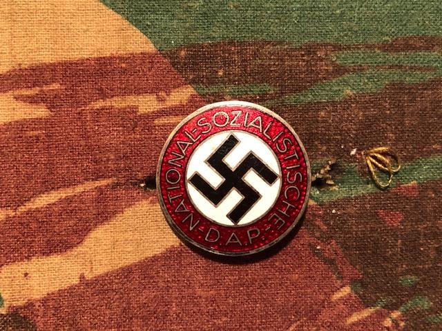 Authentification Infanterie Badge, NSDAP et Divers Img_1923
