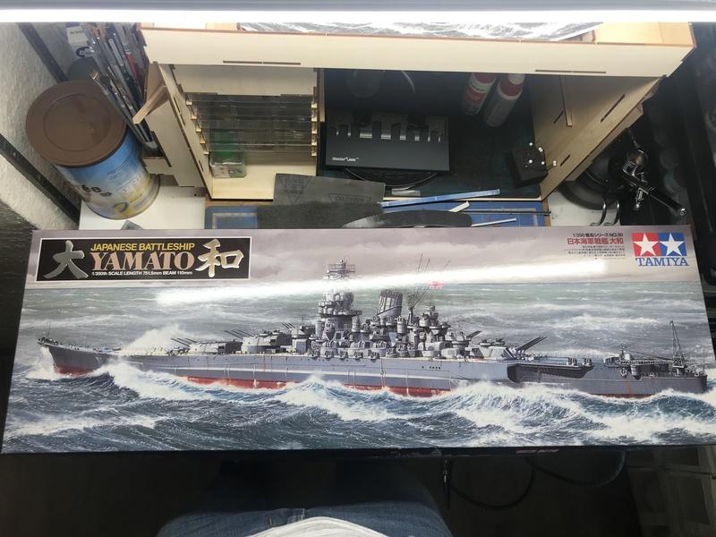 Yamato tamiya 1/350 up Fini le 15/08/2018 40a10610
