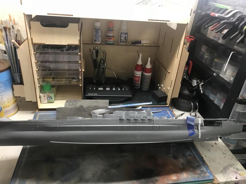 Yamato tamiya 1/350 up Fini le 15/08/2018 E5a63010
