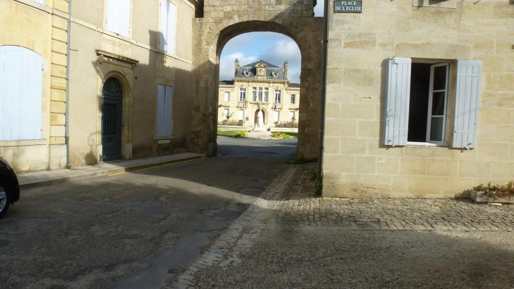 Région entre deux mers près de Bordeaux P1070612
