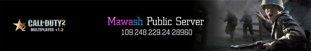 Mawash Public Server