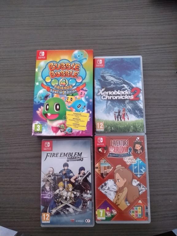 [Vds] Consoles mini, Wii U, Casque VR, jeux ps4, switch Dsc_0713