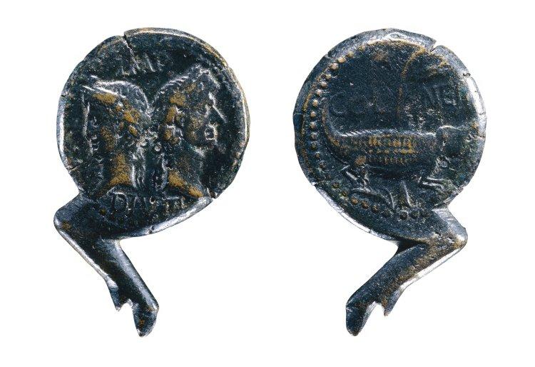 LXIes journées de numismatique et un peu de pub!  C8533210