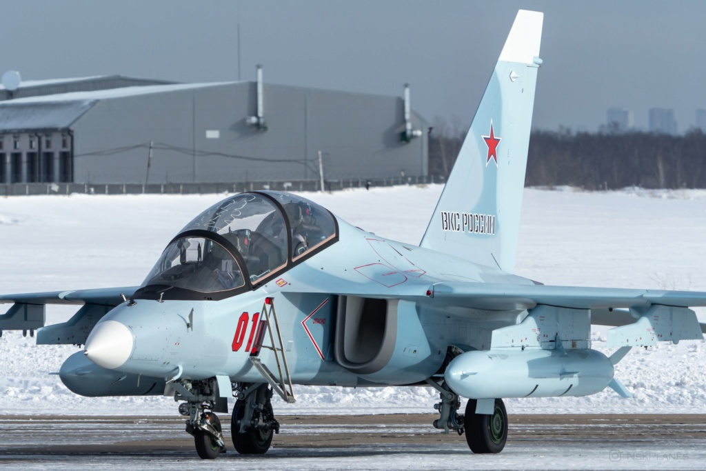 Yak-130: News - Page 13 0110