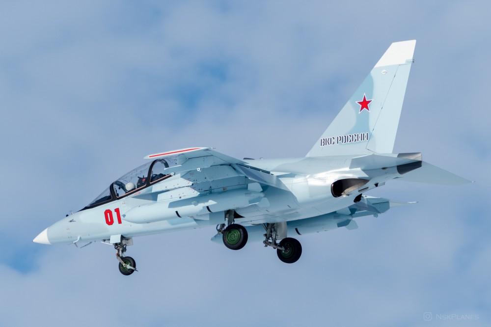 Yak-130: News - Page 13 01b10