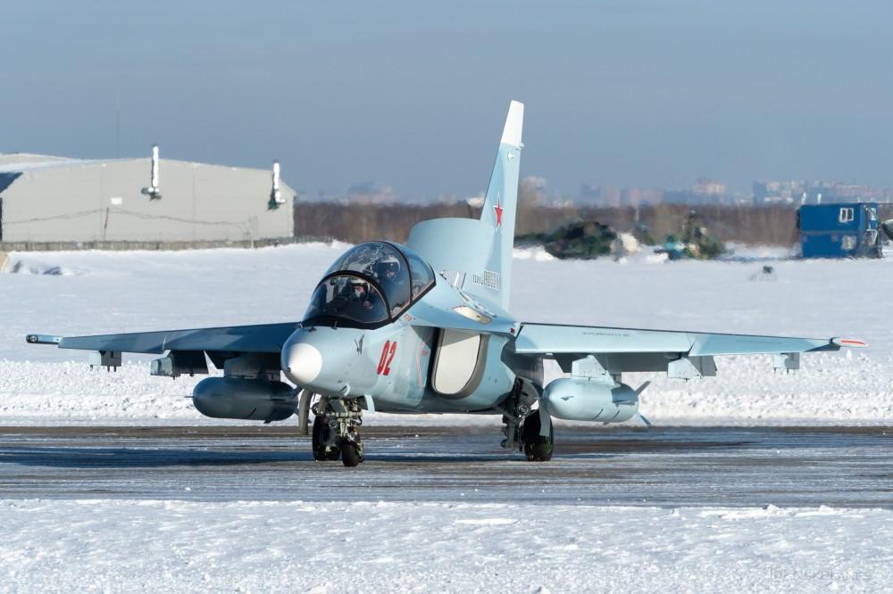 Yak-130: News - Page 13 0210