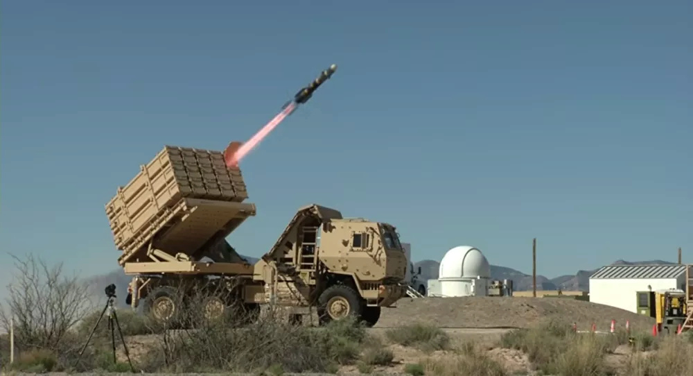 US Army Air Defence systems 10811310